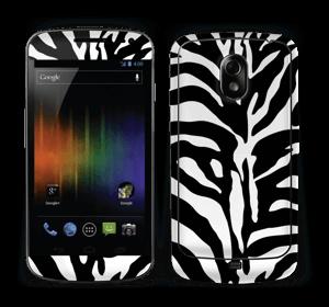 Zebra pattern Skin Nexus
