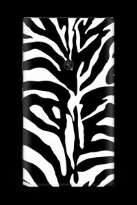Sebramønster Skin Nokia Lumia 920