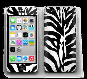 Sebramønster Skin IPhone 5c