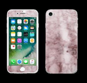 Piedra en tonos rosas Vinilos  IPhone 7