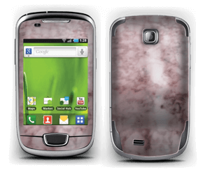 More pink marble Skin Galaxy Mini