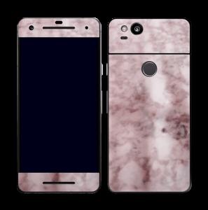 Rosa marmordrøm Skin Pixel 2