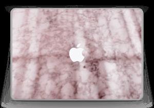 Rosa marmordrøm Skin MacBook Pro 13