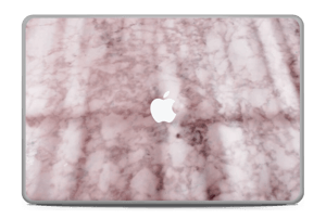 Rosa marmordrøm Skin MacBook Pro 17