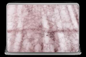 Rosa marmordrøm Skin Laptop 15.6