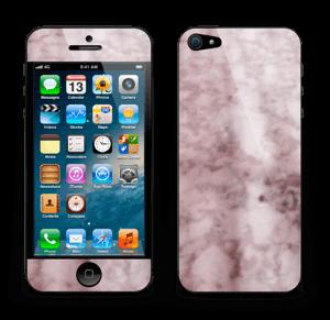 Rosa marmordrøm Skin IPhone 5