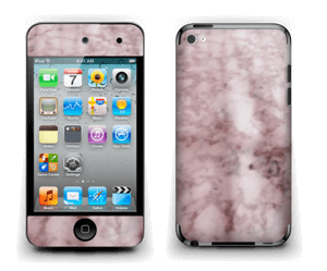Rosa marmordrøm Skin IPod Touch 4th Gen