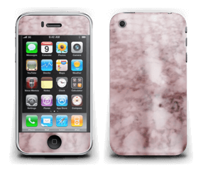 Rosa marmordrøm Skin IPhone 3G/3GS