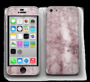 Piedra en tonos rosas Vinilos  IPhone 5c