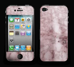 Rosa marmordrøm Skin IPhone 4/4s