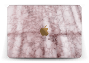 Rosa marmordrøm Skin MacBook 12