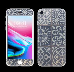 Tuiles Skin IPhone 8