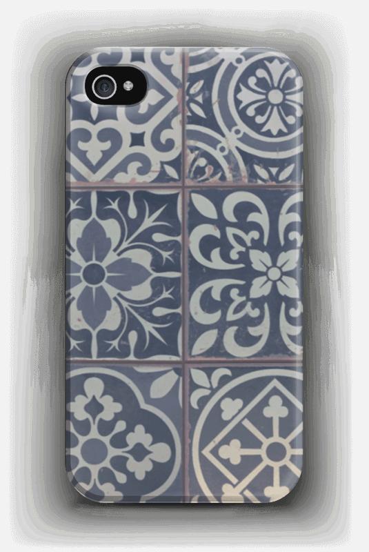 Tuiles Coque  IPhone 4/4s