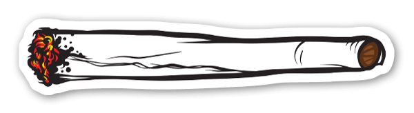 Joint venture sticker