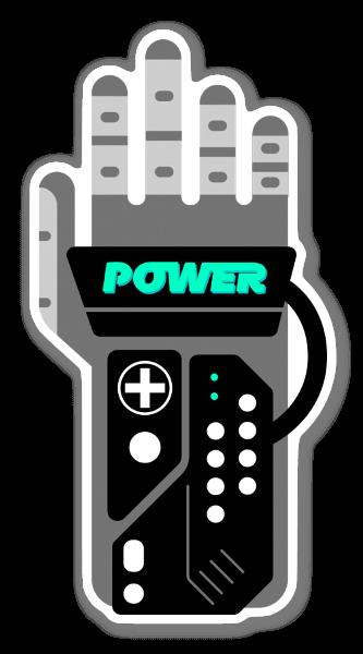 Power! sticker