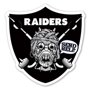 Tusken Raiders sticker