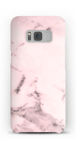 Light pink marble design