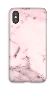 Rose marmor cover IPhone X