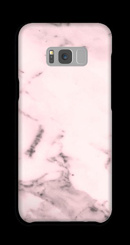 Rosa delicado Capa Galaxy S8 Plus