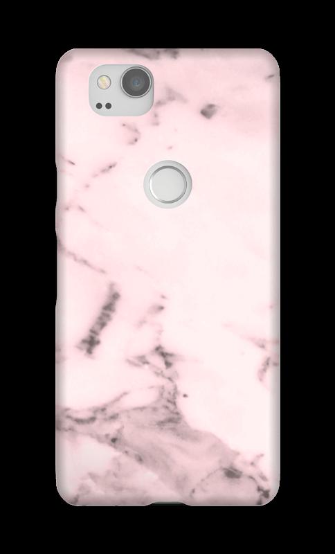 Rosa delicado Capa Pixel 2