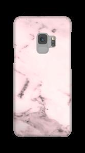 Rosa delicado Capa Galaxy S9