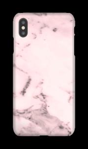 Rosa delicado Capa IPhone XS Max