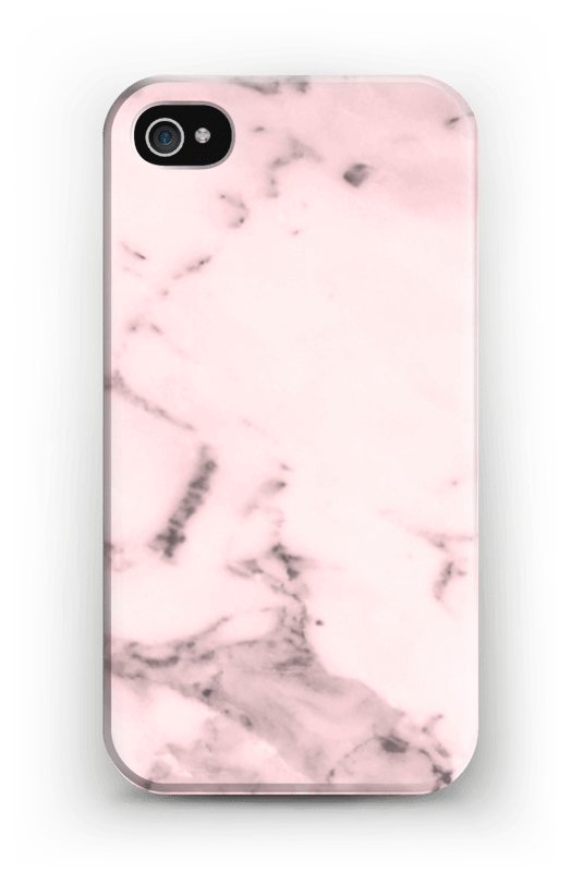 Rosa delicado Capa IPhone 4/4s