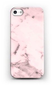Marmo rosa antico cover IPhone 5/5S