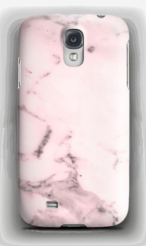 Rosa delicado Capa Galaxy S4