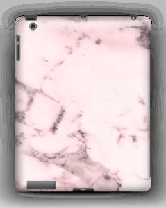 Rosa marmor deksel IPad 4/3/2