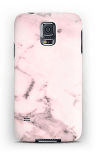 Light pink marble design