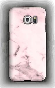Rosa delicado Capa Galaxy S6 Edge