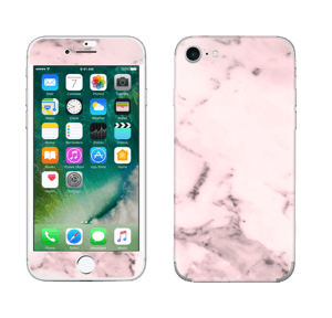 Rosa suave Skin IPhone 7