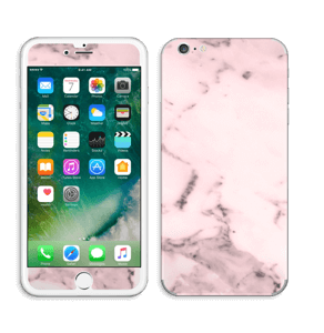 Pink marble  Skin IPhone 6 Plus