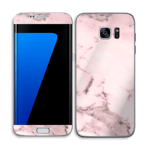 Rosa suave Skin Galaxy S7 Edge