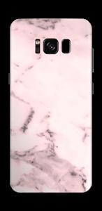Rosa suave Skin Galaxy S8
