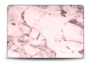 "Lys rosa marmor Skin MacBook Pro Retina 15"" 2015"