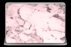 Lys rosa marmor Skin Laptop 15.6