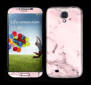 Rosa suave Skin Galaxy S4