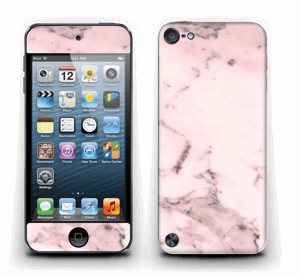 Pink marble  Skin IPod Touch 5th Gen