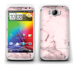 Pink marble  Skin Sensation XL