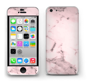 Pink marble  Skin IPhone 5c