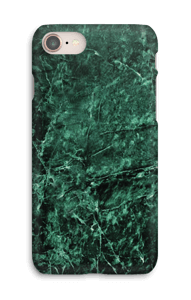 Mármore verde Capa IPhone 8