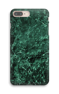 Mármore verde Capa IPhone 8 Plus