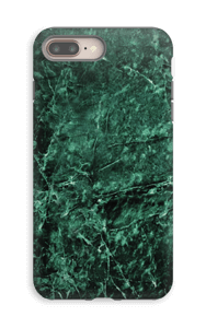 Smaragdimarmori  kuoret IPhone 8 Plus tough