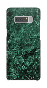 Green marble case for your Galaxy Note8
