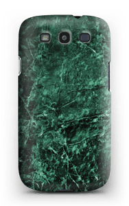 Green marble case for your Galaxy S3