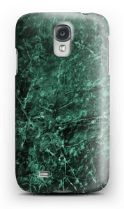 Mármore verde Capa Galaxy S4