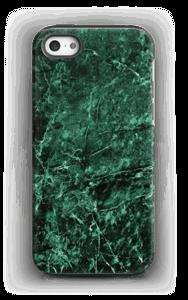 Mármore verde Capa IPhone 5/5s tough