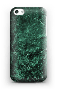 Mármore verde Capa IPhone 5c